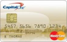 Capital One Gold Plus MASTERCARD