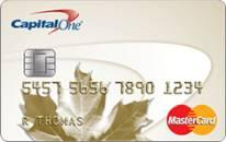 Capital One Low Rate Guaranteed MASTERCARD