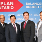 CYBF and InsurEye Meets Ontario Minister, Small