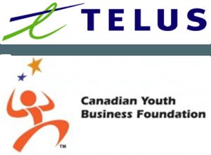 CYBF Telus Logo