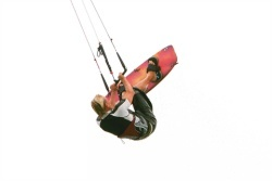 Extreme Sports Kite Surfing