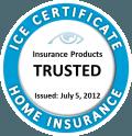 LSM Insurance Trust Seal Certificate