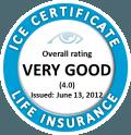 Life Insurance Trust Seal, LSM Insurance