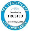 Life Insurance Trust Seal, Term Canada