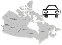 Auto Insurance by Province