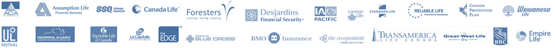 Get your best insurance quote across more than 20 Top Canadian insurers